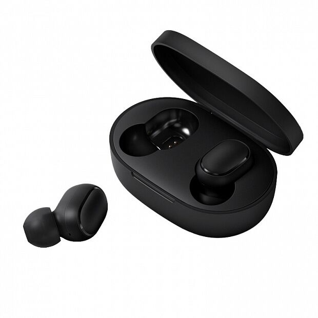 Беспроводные наушники Xiaomi Redmi AirDots True Wireless Bluetooth Headset (Black)